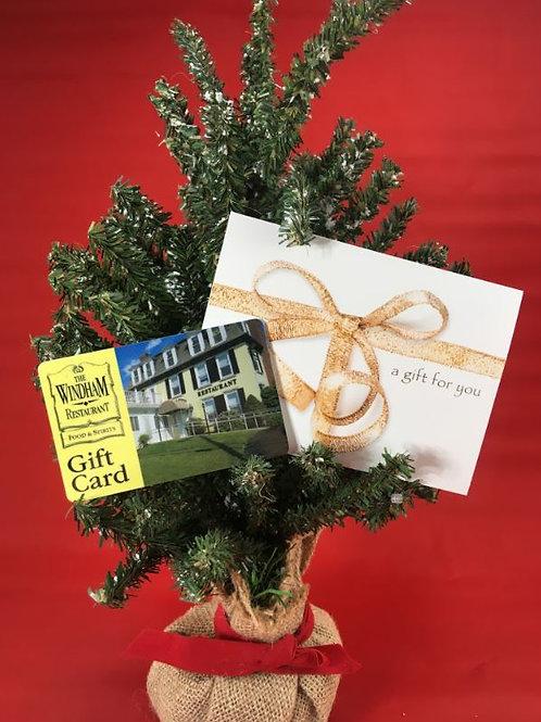 Windham Restaurant $25 Gift Card