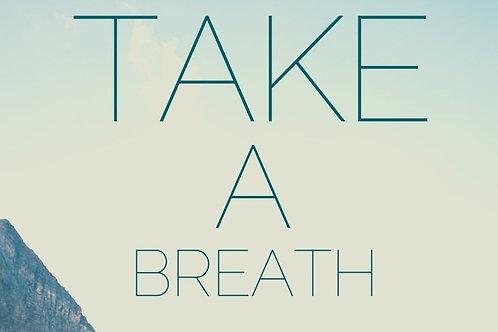 Workshop Take a Breath