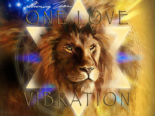"Shining Lion ""One Love Vibration"" Album"
