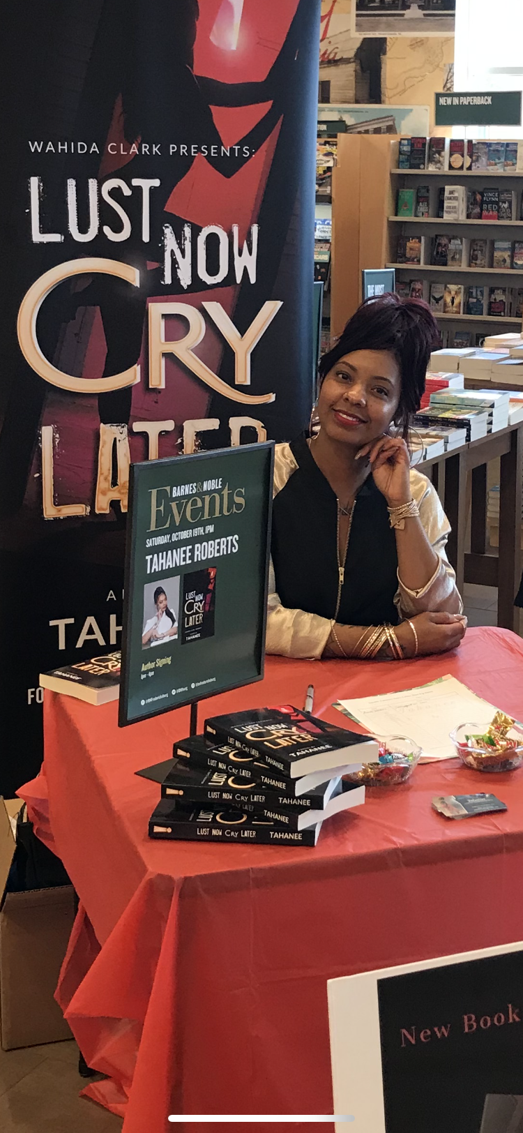 Author, Tahanee