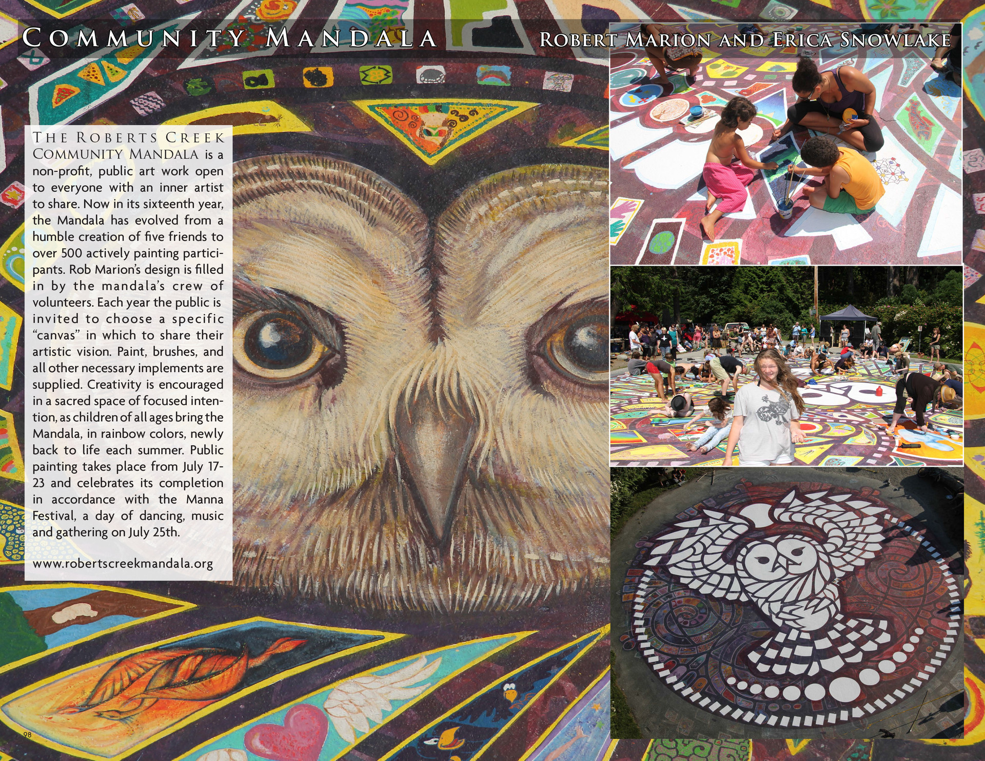 CoSM journal of visionary culture 2014 Community edition