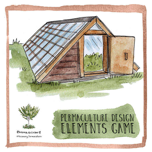 Permaculture Design Elements Game