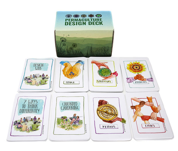 Permaculture Design Deck