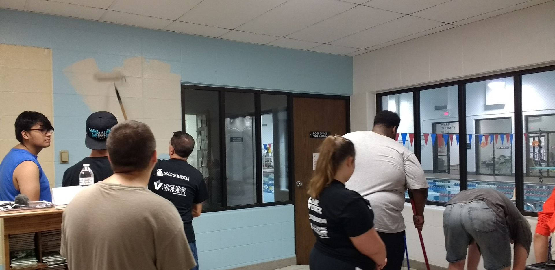 YMCA United Way Day of Caring