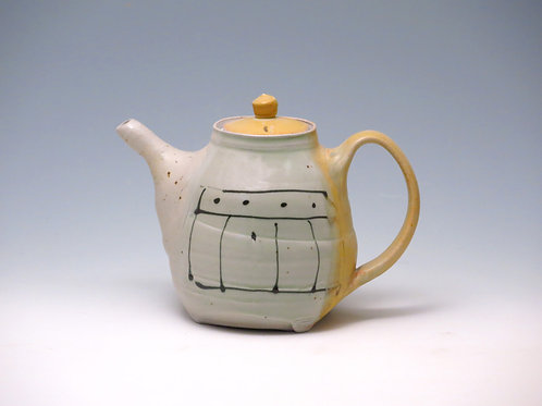 Teapot with Side Handle (more coming soon)