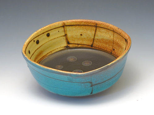 Meg's Bowl/Turquoise (more coming soon)