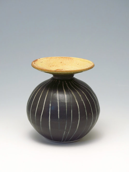 Pumpkin Vase (more in next firing)