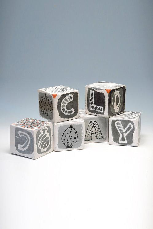 Clay Blocks (sold individually)