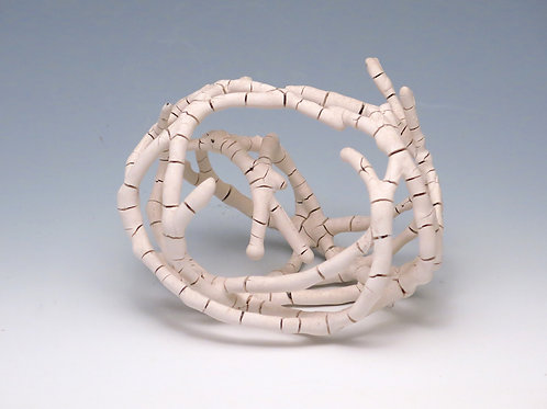 Wire/Porcelain Nest (small)