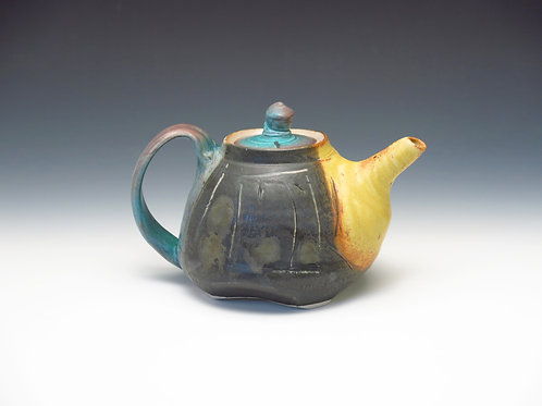 Teapot with Side Handle