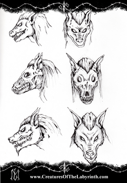 Ghoul Faces