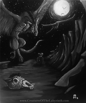 Shantaks in the Night