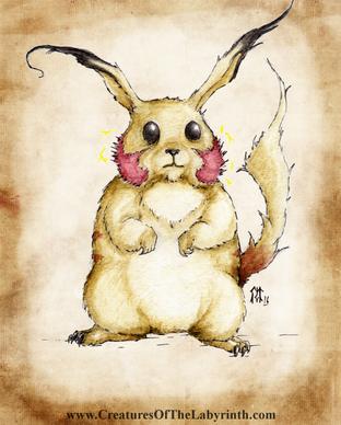 25 Pikachu