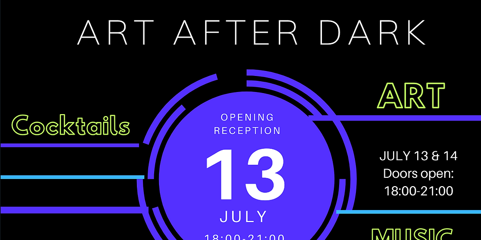 Art After Dark Exhibition Series: Disrupt