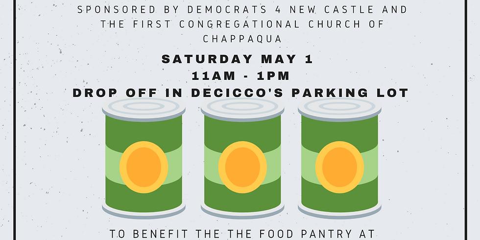 Millwood Food Drive - May 2021