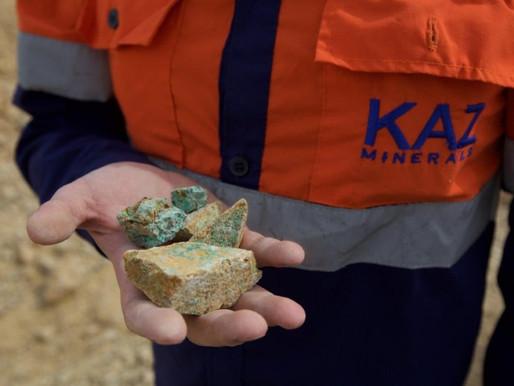 ООО «Консорт» заключил договор с компанией KAZ Minerals