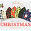 Thumbnail: CHRISTMAS HOLIDAY 3LAYER FABRIC FACE MASK, (COLLECTION #6)