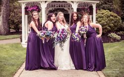 Lisa Buffi's Bridal Party