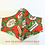 Thumbnail: CHRISTMAS HOLIDAY 3LAYER FABRIC FACE MASK, (COLLECTION #4)