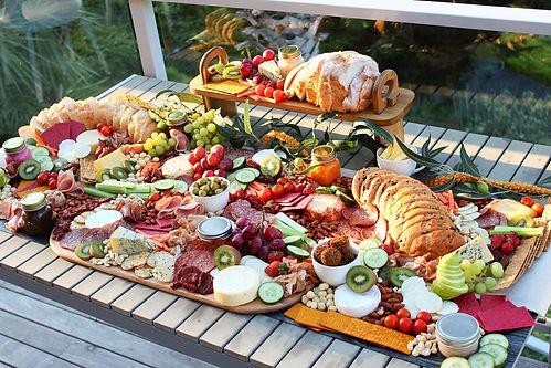 Oxfordshire Grazing Platter