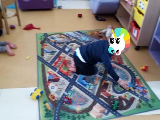 tapis circuit voitures