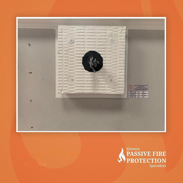 Element Passive Fire Protection - Traini