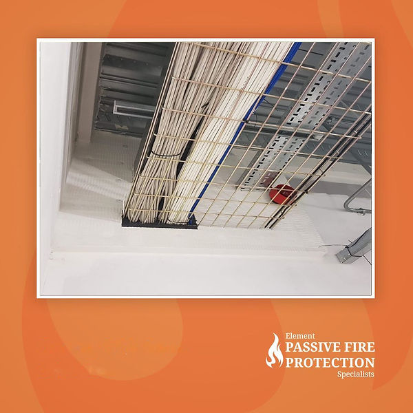 Element Passive Fire Protection - Cable