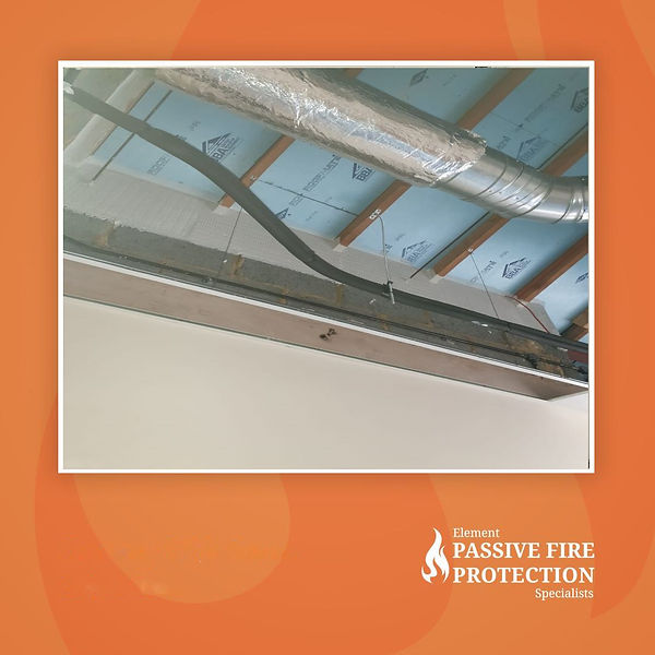 Element Passive Fire Protection - Head O