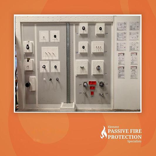 Element Passive Fire Protection - Traini