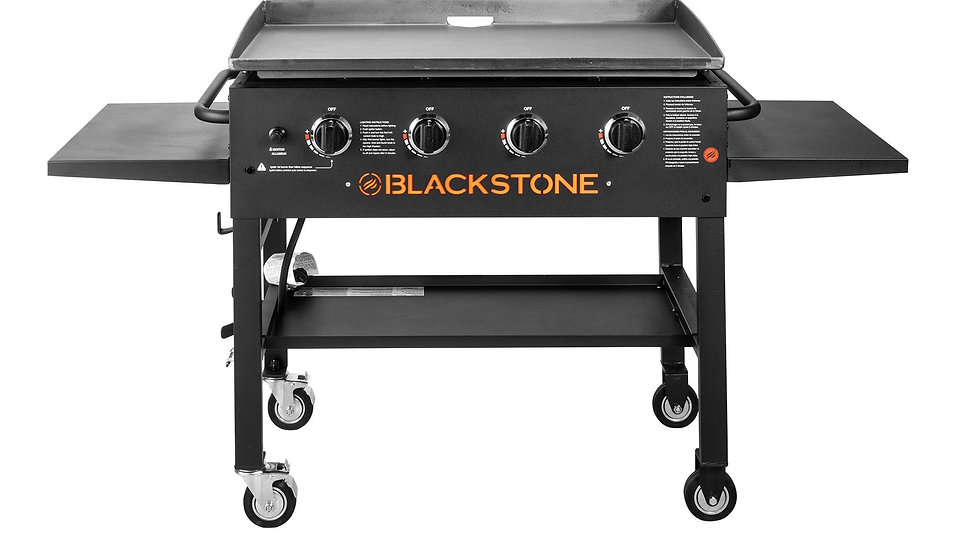 """Blackstone 4-Burner 36"""" Griddle Cooking Station Raffle"""