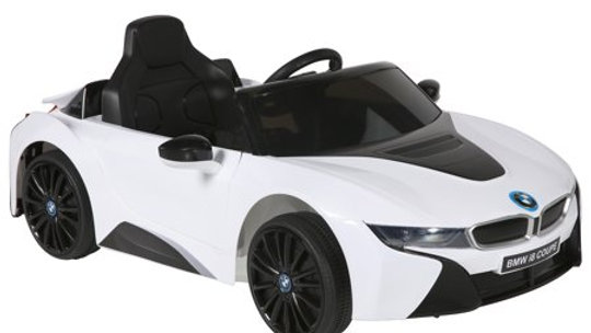 BMW 6V i8 Coupe-Battery Powered Raffle