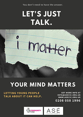 i-Matter my Mind Matters - Big Lottery P