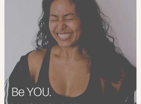 IF its been more than a week since you've felt JOY, stop what you're doing. Be YOU.