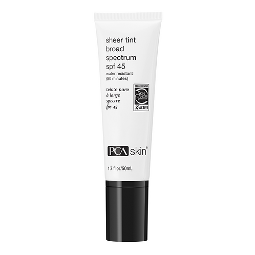 Sheer Tint Broad Spectrum SPF 45 (1.7oz)