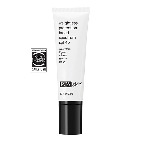 Weightless Protection Broad Spectrum SPF 45 (1.7oz)