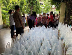 Sr Louise Fatima food packages