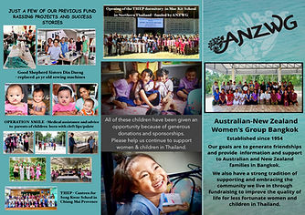 ANZWG Welfare brochure 2019