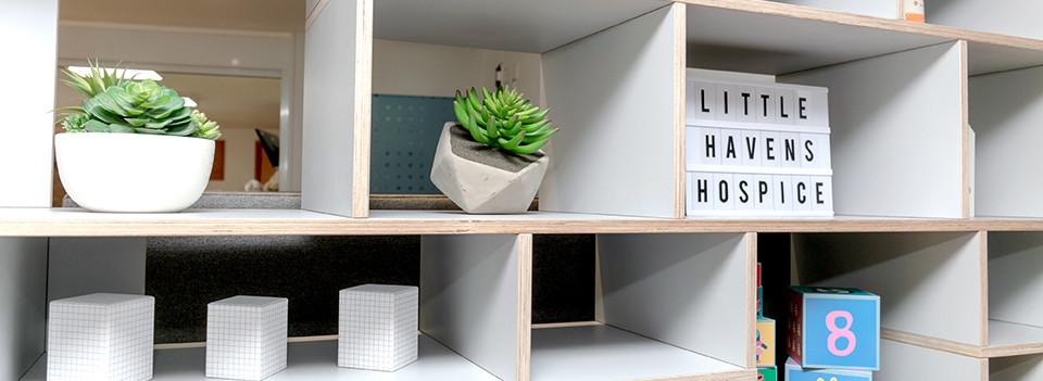 Little Havens- Bookcase