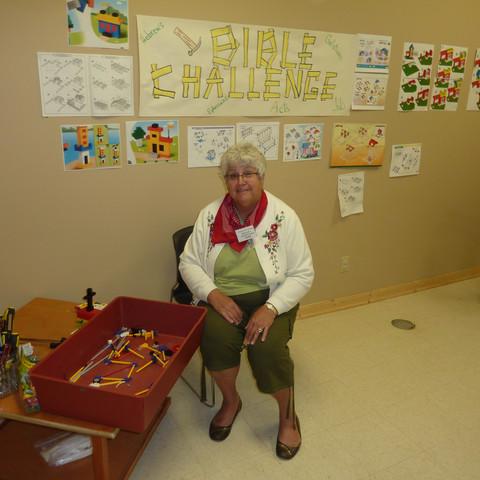 Bible Challenge/Science