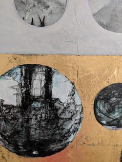 Detail from 'Descending'