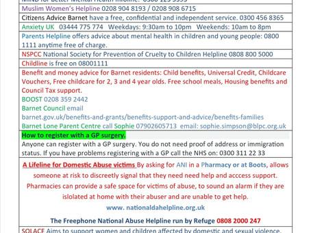 Client newsletter 12th June 2021