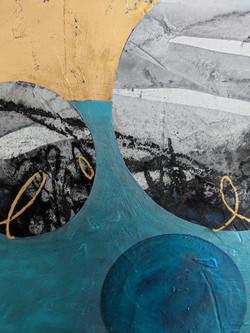 Detail from 'Ascending'