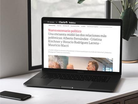 Lee el análisis de nuestra última encuesta en Clarín