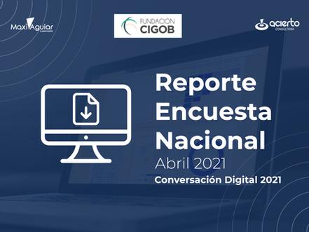 Informe Colaborativo con CIGOB
