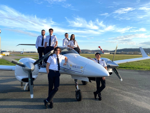 Avec Paris Flight Training, Airways College reprend de l'altitude