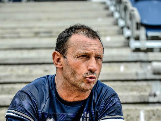 Christophe Laussucq: « Mon objectif premier était d'installer une stabilité dans le club