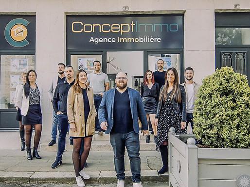 """Conceptimmo, une """"start-up""""   en plein essor"""