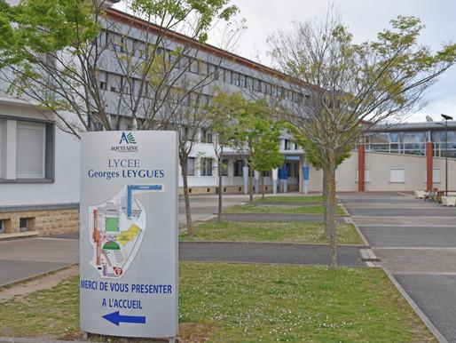 Le lycée Leygues-Couffignal au plus près du marché de l'emploi