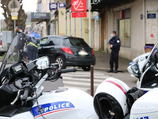 70 infractions relevées en un après-midi lors de contrôles routiers dans l'agglomération d'Agen