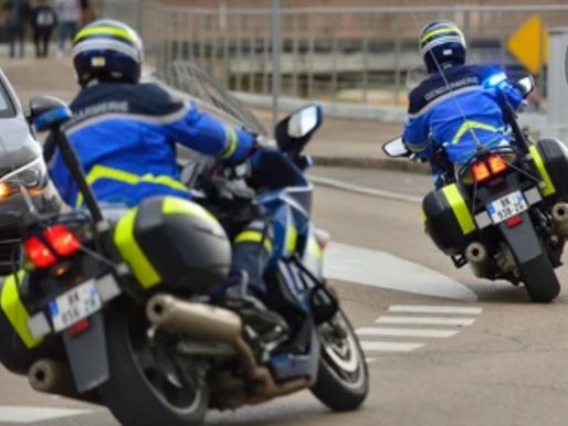 Sécurité routière : près de 90 infractions relevées ce week-end